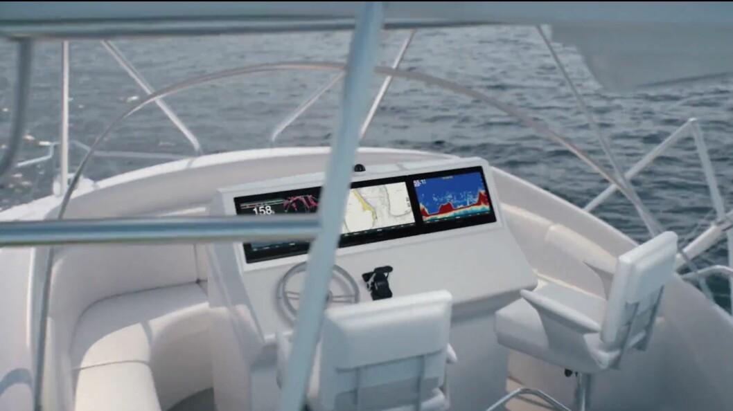 MER KART: Navionics leveres snart både med BlueChart og Navionics.