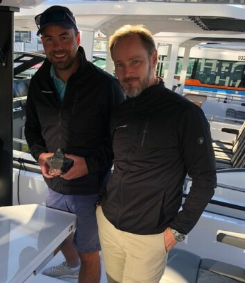 Pål Herholdt og Jan-Erik Viitala