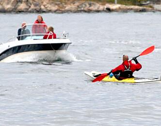Foreslår 5 knop i «hele» indre Oslofjord