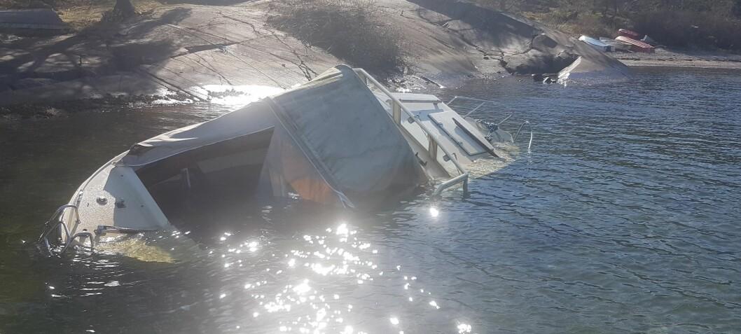 150 båtvrak i Oslofjorden