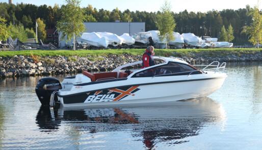 Nimbus kjøper Bella Boats