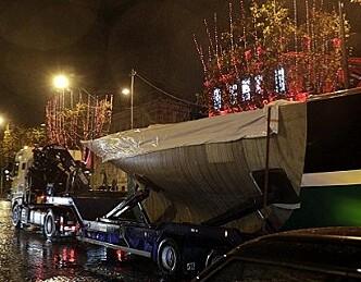 Båtbransjen lyser opp i Frankrike