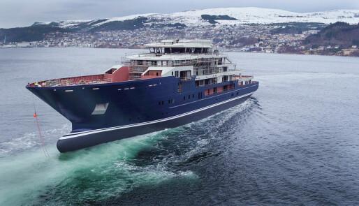 Norge ypper seg blant superyacht-eliten