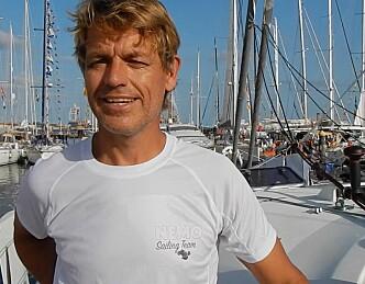 Knut Frostad med ny jobb