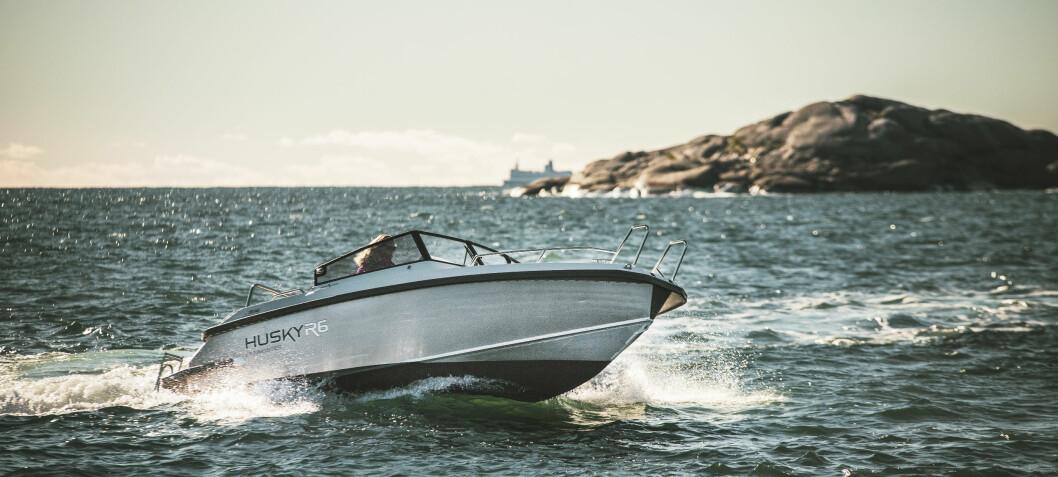 Lanserer bunnstoff for aluminiumsbåter