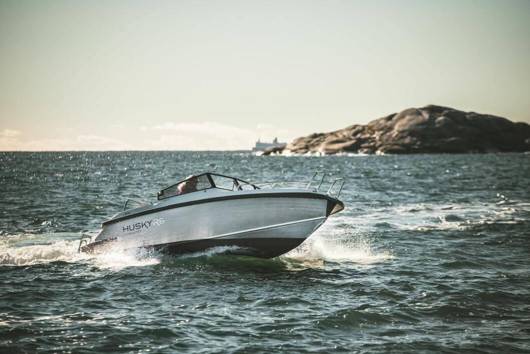 NYTT BUNNSTOFF: Jotun Yachting mener å ha funnet løsningen for aluminiumsbåter.