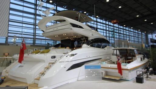 1500 båter på utstilling