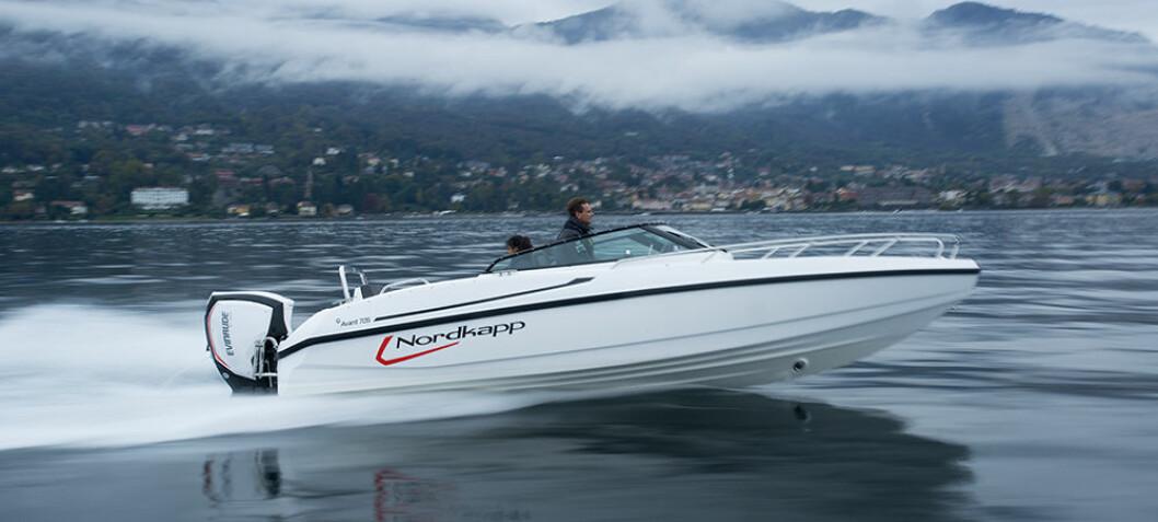 Frydenbø kjøper 80 prosent av Nordkapp Boats