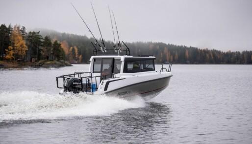 Nybåtsalget tar av i Finland