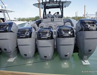 Motorbåtet-trender fra Miami Boat Show