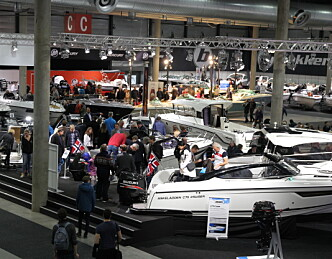Seks nye år sikret for båtmesse i Lillestrøm