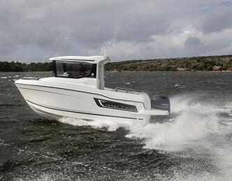 Satser mer på bruktbåt