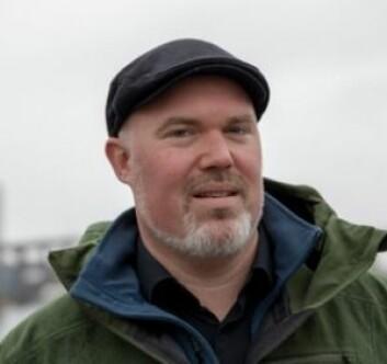 GRÜNDER: Leif A. Stavøstrand.