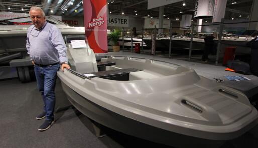 Lanserer hardfør ungdomsbåt