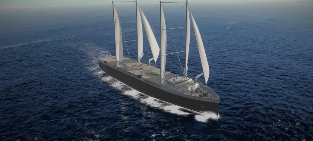Beneteau vil benytte seil som transport