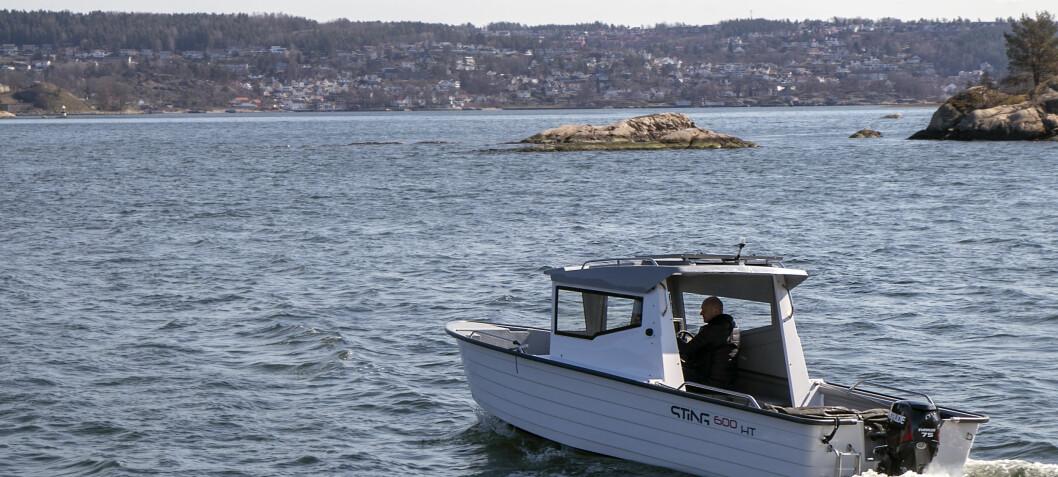 Ærlig og enkel bruksbåt