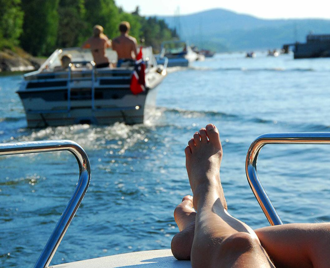 BÅT I SOMMER: På bruktmarkedet finnes det flere båter man får gratis.