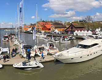 Båtmesse i Tønsberg med store premierer