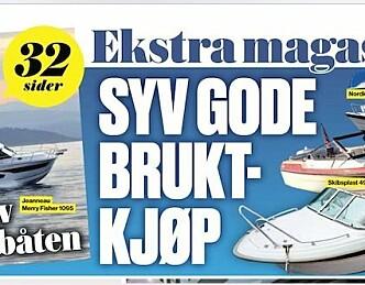 VG Båt i salg i dag
