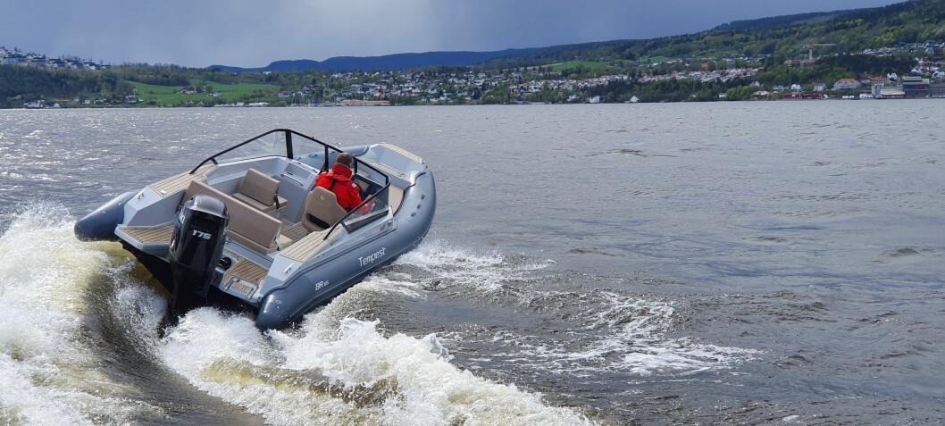 Gjør RIB til familiebåt