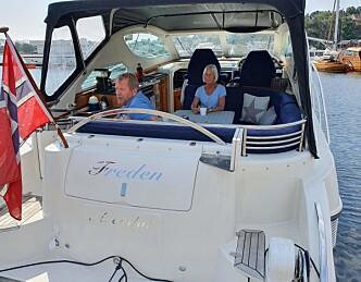 Båtfolk er hyggelige folk