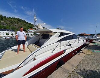 –Morsommere med båt enn hytte