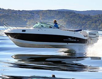 – Mange båteiere irriterer seg over andres fart