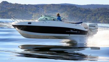 LES OGSÅ: – Mange båteiere irriterer seg over andres fart