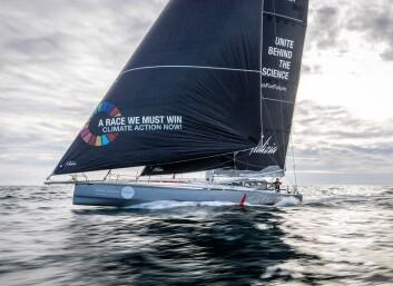 IMOCA: «Malizia» er bygget med foiler fra start. Båten gikk under navnet «Edmond de Rothschild»r. seilt av Sébastien Josse under forrige Vendee Globe.
