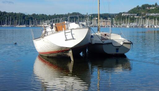 Høyre på gli om båtregister