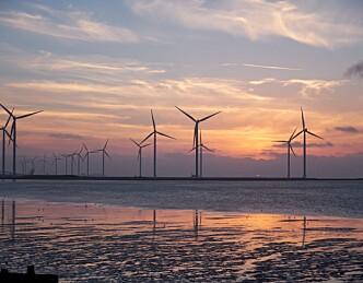 KNBF sier nei til vindkraft på land