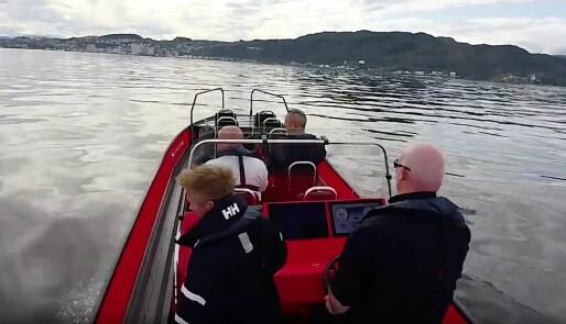 Verdens raskeste serieproduserte elbåt er norsk