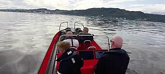 VIDEO: Verdens raskeste elbåt er norsk