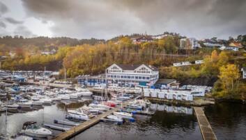 Bergen topper båtsalget i Norge