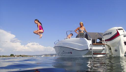 Båtforhandlerne har vekst i salget