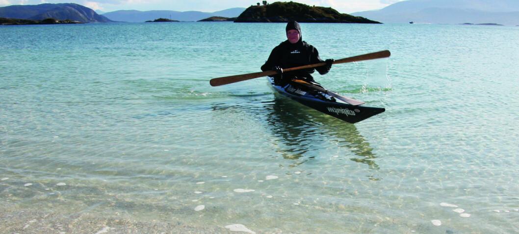 KNBF satser på padling