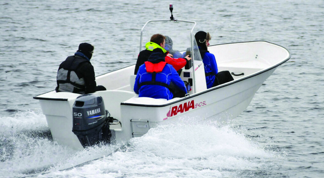 TILBAKEKALLES: Rana 540 og 430 er blitt tilbakekalt av Sjøfartsdirektpratet og Nærings- og fiskeridepartementet. Produsenten bestrider tilbakekallelsen.