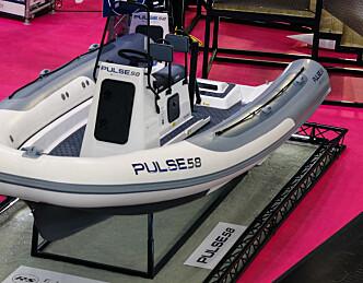 Elektrisk arbeidsbåt for foreninger