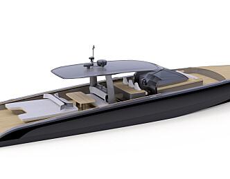 Windys nye flaggskip blir 60 fot