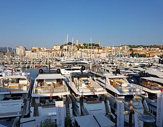 Cannes-utstilling avlyst