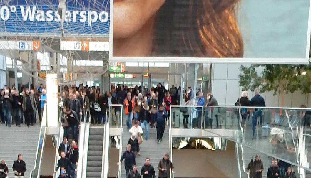 LES OGSÅ: 250 000 besøkte i fjor: – Alt går etter planen med messe i januar