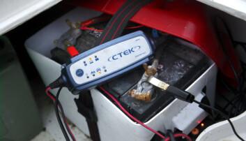 Pass på batteriene i vinter