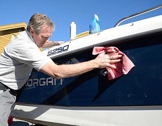 Gjør båten klar for sesongen