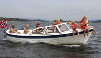 Flere har vært på sjøen - færre har druknet