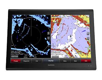 Radar finner bevegelige objekter