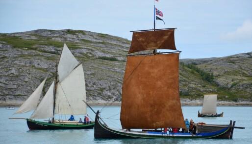 Kulturell regatta i Bodø
