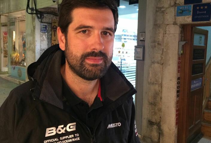 EKSPERT: Ivan Gisbert fra Navico mener at digital switching er på full vei inn i båt.