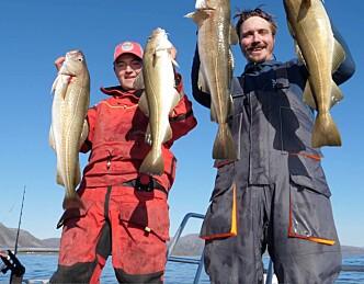 Fiskedilla - lær å fiske