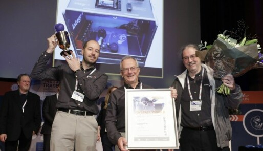 Ladesystem vant Dame Award