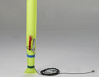 Bedre VHF-dekning i en nødsituasjon